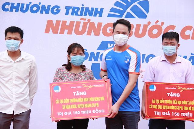 Hội Liên hiệp Thanh niên VN hỗ trợ người dân Hoàng Su Phì nâng cao chất lượng cuộc sống