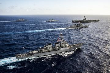 Vì sao Mỹ muốn lập 'liên minh quân sự' với Ấn Độ, Nhật Bản, Australia?