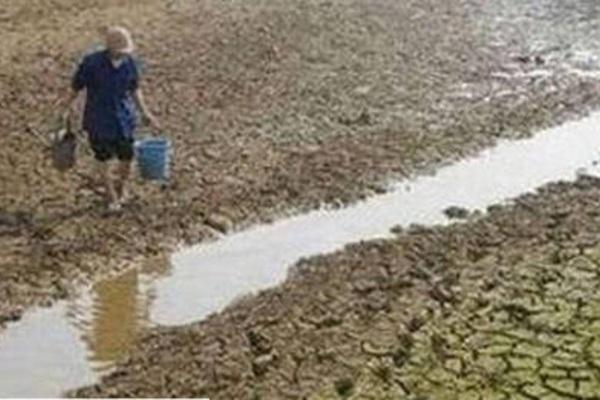 Hạn bà chằn là đợt khô hạn ngắn ngày