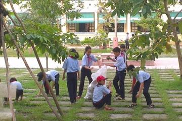 Ninh Bình: Triển khai xây dựng tài liệu về văn hóa ứng xử trong trường học