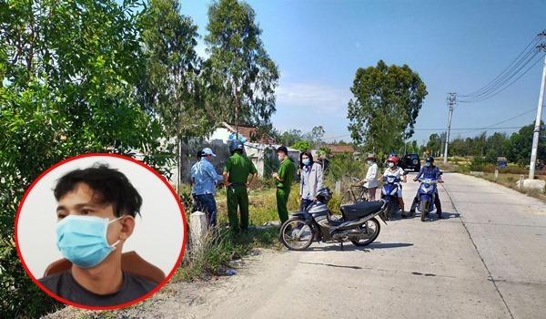 """Quảng Nam: Nghi phạm chém chết bạn nhậu đã """"sa lưới"""" trên đường bỏ trốn"""