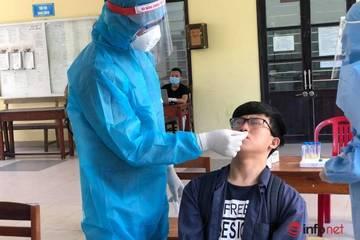 Thi tốt nghiệp đợt 2 tại Đà Nẵng: Cán bộ coi thi thí sinh F1, F2 sẽ mặc đồ bảo hộ