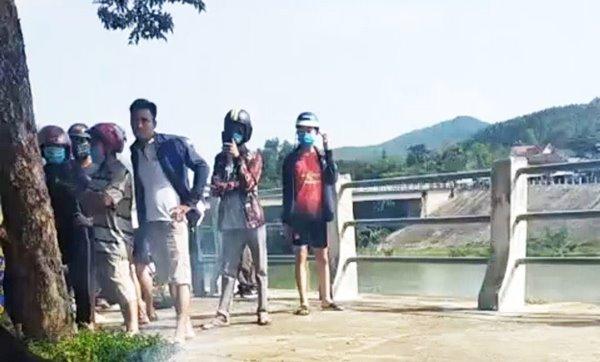 Quảng Nam: Xót xa cha đuối nước để lại 2 con nhỏ bơ vơ