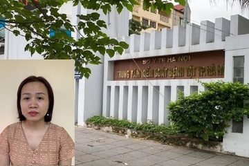 Kế toán trưởng CDC Hà Nội bị khởi tố