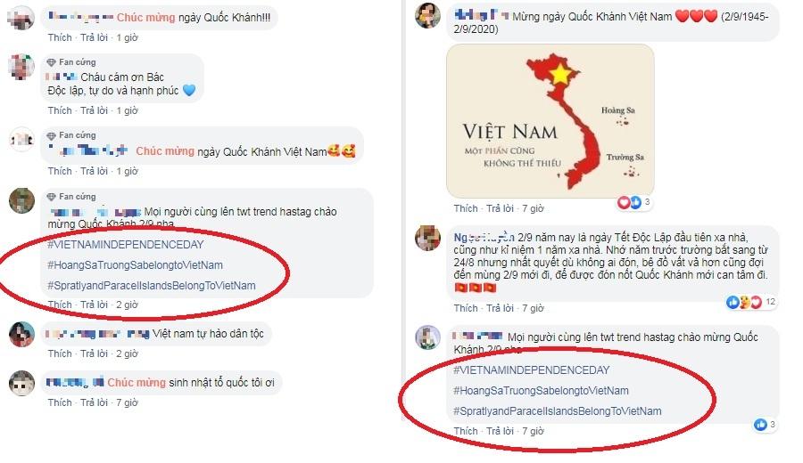 Giới trẻ tự hào tạo trend mừng Quốc khánh Việt Nam theo cách đặc biệt trên mạng xã hội