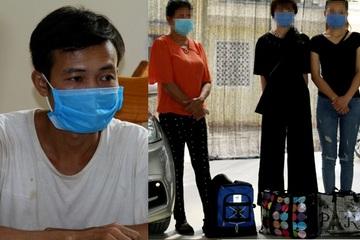 BĐBP triệt phá đường dây đưa phụ nữ mang thai sang Trung Quốc, giải cứu thành công 9 nạn nhân