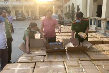 Hưng Yên phát hiện vụ buôn lậu thuốc lá lớn nhất từ trước đến nay