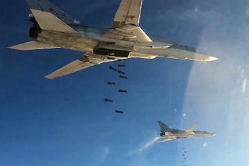 Tình hình Syria: Thực hư Nga điều thêm tiêm kích Su-35 tới Syria?