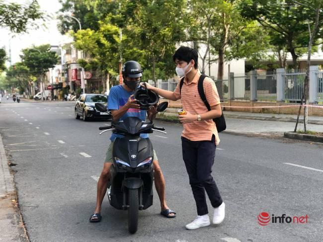 Những hình ảnh đầu tiên của thí sinh Đà Nẵng tại kỳ thi tốt nghiệp đợt 2