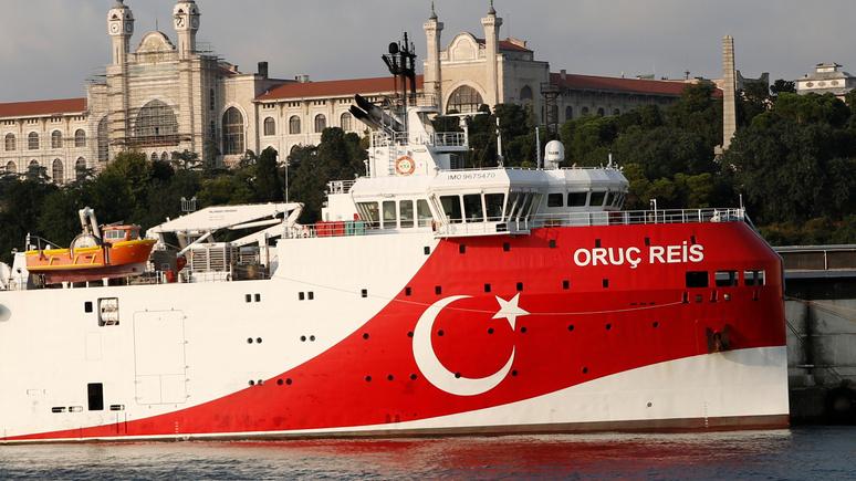 NATO 'tiến thoái lưỡng nan' trước căng thẳng Hy Lạp - Thổ Nhĩ Kỳ