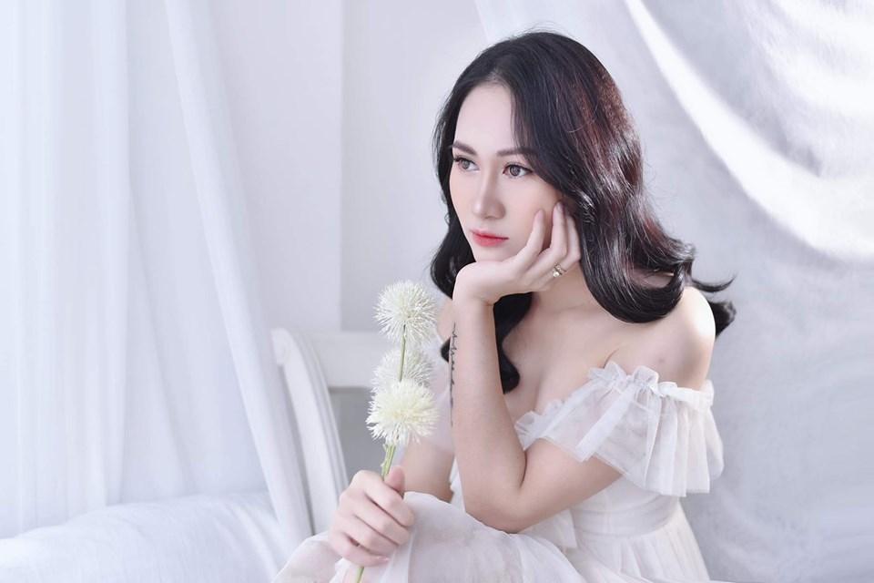 Vẻ đẹp hút hồn của Lê Minh Hằng - VĐV đấu kiếm sắc bén của Việt Nam