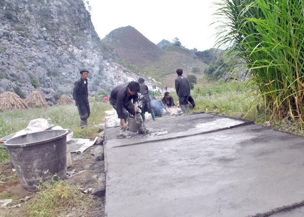 Năm 2020: Hà Giang phấn đấu thêm 7 xã đạt chuẩn nông thôn mới