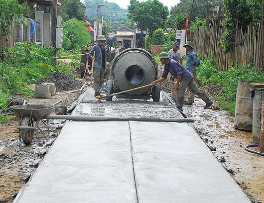 Phú Yên: Đã có 1 xã đạt chuẩn nông thôn mới nâng cao