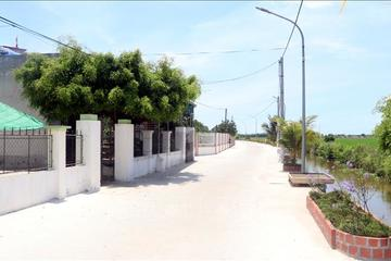 Nam Định: Phấn đấu năm 2025 có 50% số xã đạt chuẩn nông thôn mới nâng cao