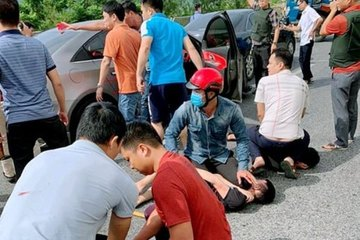 Công an nổ súng khống chế 5 đối tượng vận chuyển ma túy trên quốc lộ 1A