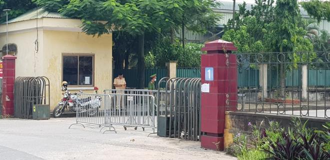 Hà Nội: Nổ ở nhà máy thép, 1 công nhân tử vong, 2 người bị thương