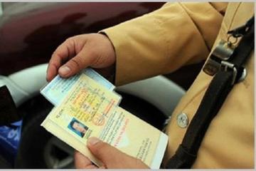 Cần làm rõ 28 lỗi vi phạm bị trừ điểm giấy phép lái xe là gì