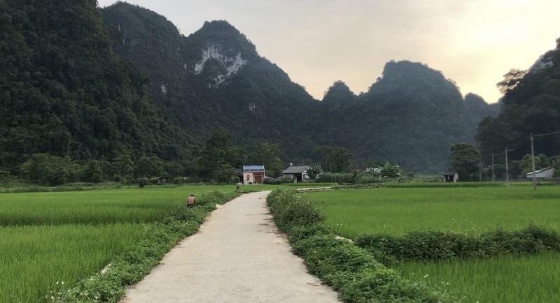 Cao Bằng: Phấn đấu có 25 xã đạt chuẩn xã nông thôn mới đến năm 2020