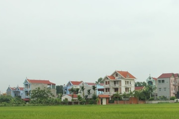 Bắc Giang đã có 115/184 xã về đích nông thôn mới
