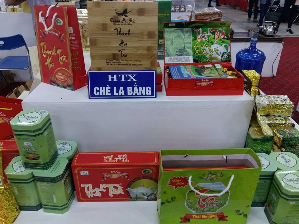 Thái Nguyên: 25 sản phẩm được xếp hạng 3-4 sao trong đề án OCOP