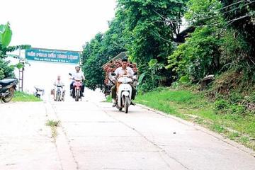 Bắc Giang: Huyện Lục Nam phấn đấu thành huyện nông thôn mới năm 2024