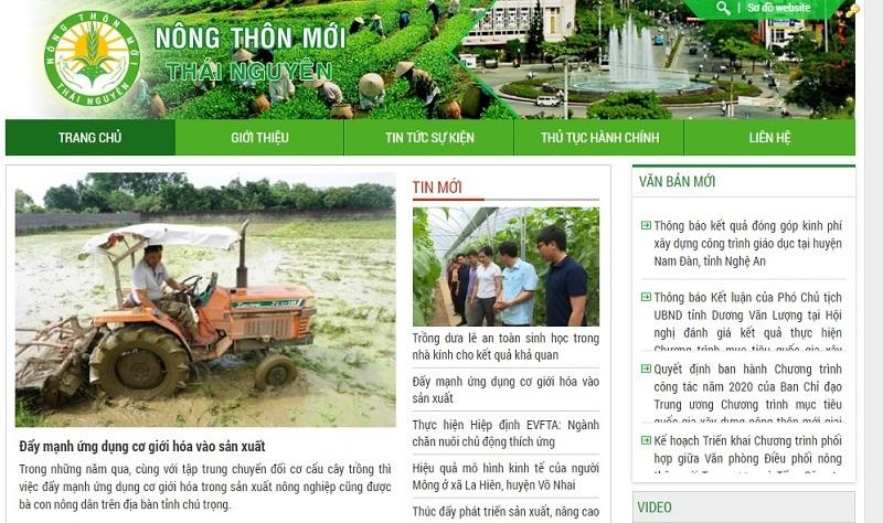 Thái Nguyên: Làm tốt công tác tuyên truyền trong xây dựng nông thôn mới