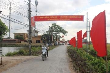 Thái Nguyên: Năm 2020 là năm tăng tốc trong hoạt động xây dựng nông thôn mới