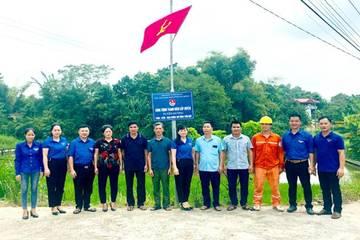Tuyên Quang khánh thành tuyến đường nông thôn mới