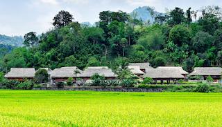 Xã Tân Tràophấn đấu trở thành xã nông thôn mới kiểu mẫu ở Tuyên Quang