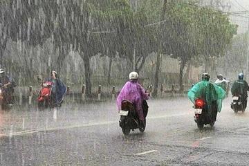 Bắc Bộ giảm mưa, Trung Bộ mưa như trút đến ngày 21/10