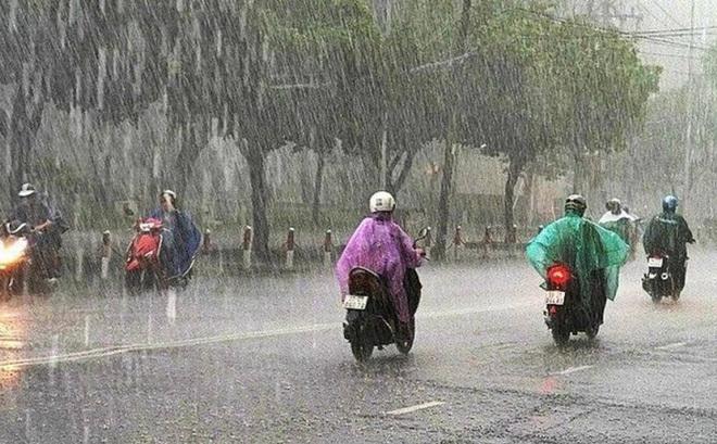 thời tiết,dự báo thời tiết,không khí lạnh,mưa rào,nắng nóng