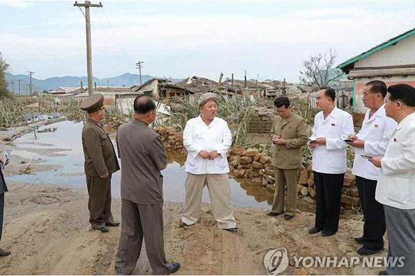 Hàng chục người chết sau mưa bão, Triều Tiên sa thải nhiều quan chức