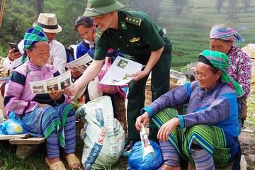 Bộ đội Biên phòng: Lực lượng then chốt trong công tác phòng, chống mua bán người