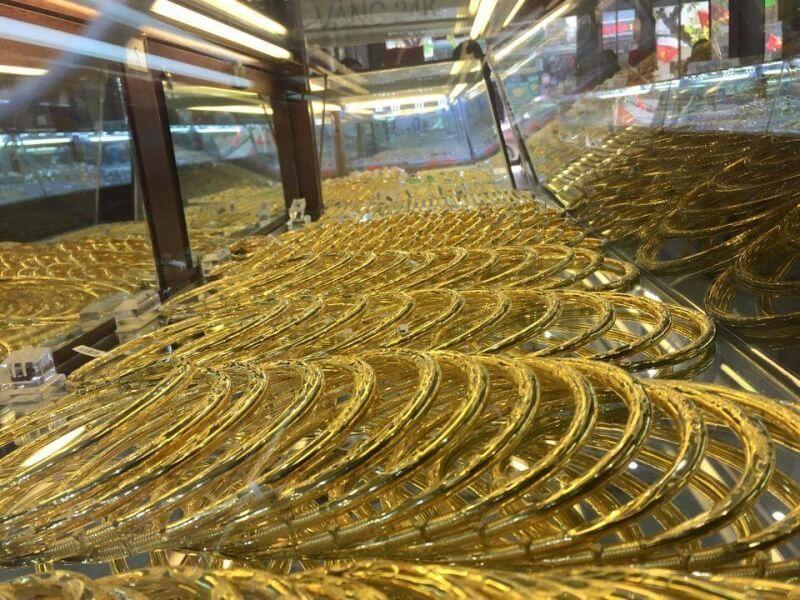 mở tiệm vàng cần bao nhiêu vốn