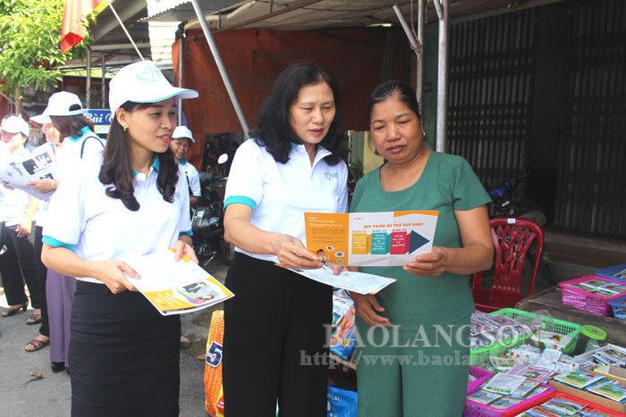 Trách nhiệm của Hội phụ nữ trong công tác phòng, chống mua bán người
