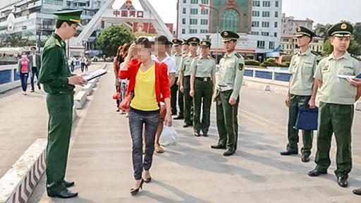Hợp tác quốc tế trong đấu tranh phòng, chống tội phạm mua bán người