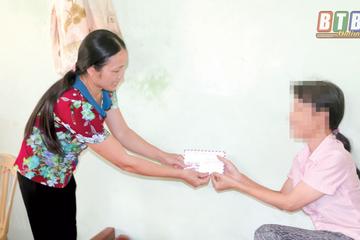 Phú Thọ quy định mức chi hỗ trợ nạn nhân của hành vi mua bán người