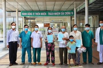 Quảng Nam: Thêm 19 ca mắc Covid-19 khỏi bệnh, có 4 người trong gia đình