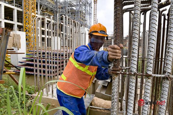 Cận cảnh nhà máy xử lý rác phát điện quy mô 7000 tỷ ở Sóc Sơn, sắp đi vào hoạt động