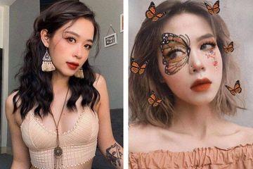 Nữ sinh trường Báo xinh đẹp, nổi tiếng nhờ tài hóa trang 3D cực đỉnh