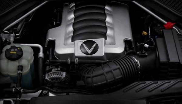 VinFast giới thiệu xe phiên bản giới hạn President
