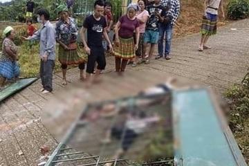 Cổng sắt cao 2m đổ sập giờ nghỉ trưa, nhiều học sinh Lào Cai thương vong