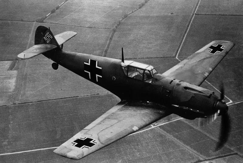Top 5 máy bay chiến đấu đáng gờm nhất Thế chiến II