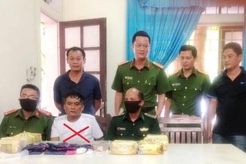 Nghệ An: 4 anh em họ rủ nhau buôn ma túy xuyên quốc gia