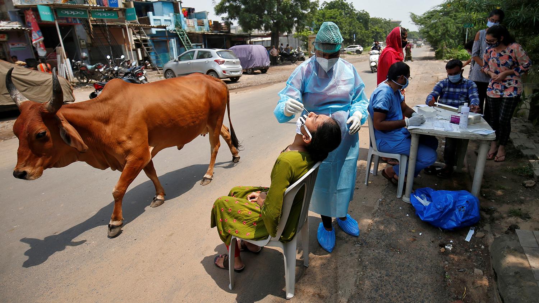 Người dân Ấn Độ sống như thế nào giữa đại dịch Covid-19?