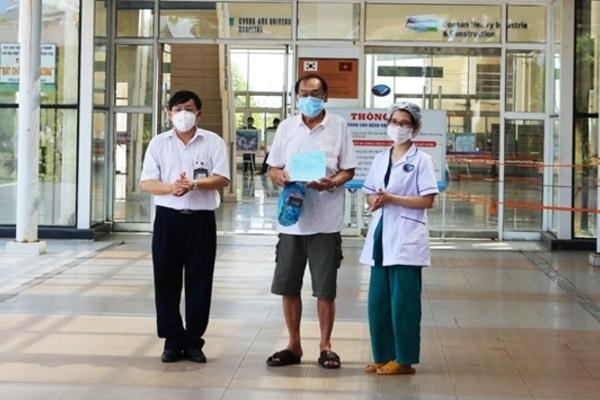 Thêm 4 ca mắc Covid-19 ở Quảng Nam khỏi bệnh, xuất viện