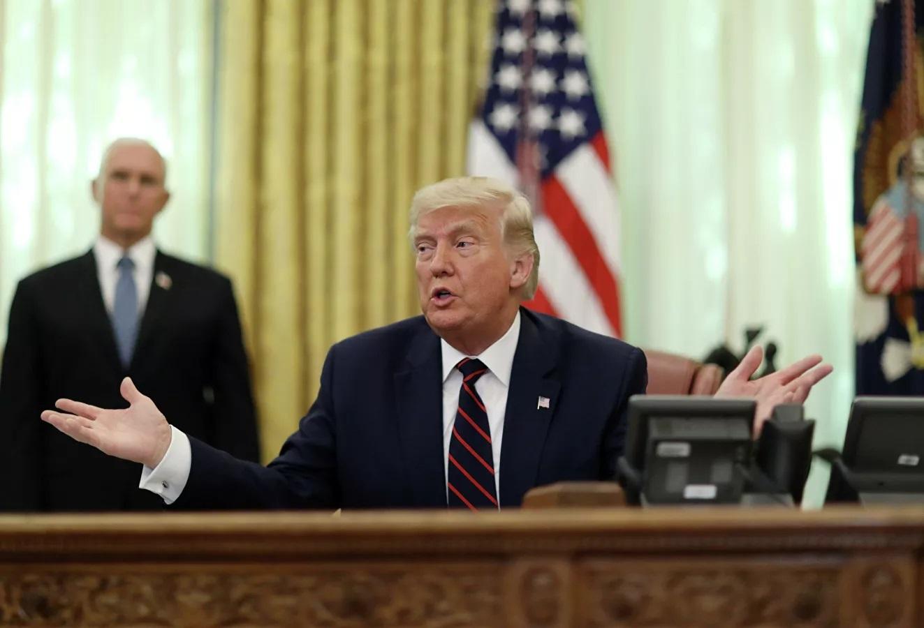 Ông Trump sẵn sàng 'bỏ tiền túi' chi trả cho chiến dịch tranh cử