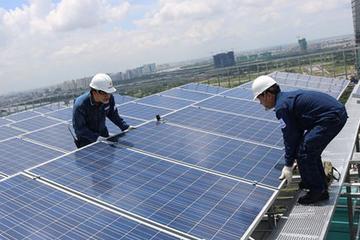 Tiềm năng phát triển điện mặt trời mái nhà ở Việt Nam còn rất lớn.