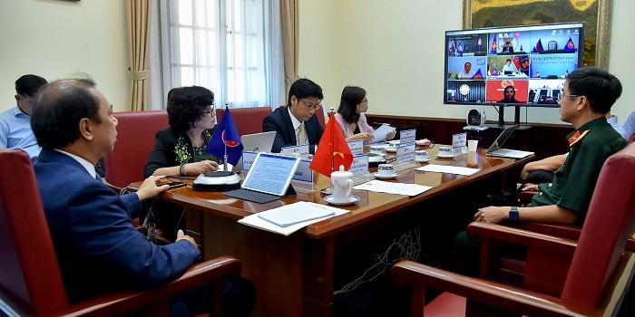 Hội nghị điều phối Cộng đồng Chính trị An ninh ASEAN lần thứ 12