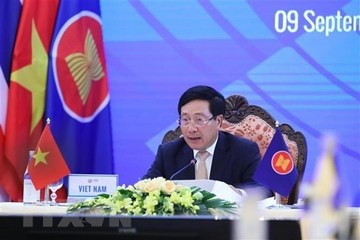 AMM 53: Hội nghị Bộ trưởng Ngoại giao ASEAN và các đối tác